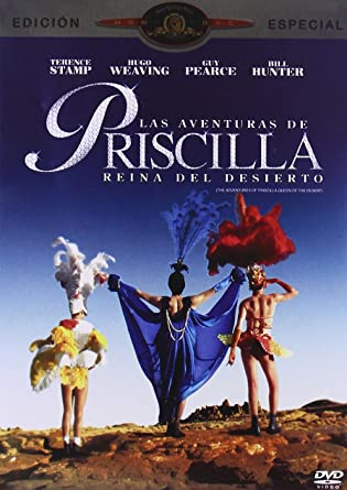 Amazon.com: Las Aventuras de Priscilla, Reina del Desierto ...