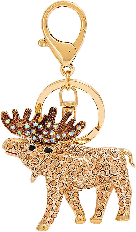 Details about  /Unicorn Keychain Crystal Rhinestone Bag Charm Bling Purple New US SELLER