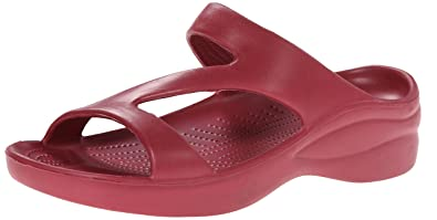 49533525f6ddd Dawgs Womens Arch Support Z Sandals Black  Amazon.co.uk  Shoes   Bags