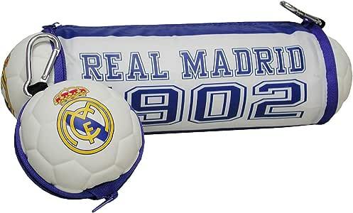 C Y P Real Madrid Estuches, 8 cm, Multicolor: Amazon.es: Equipaje