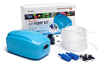 Aquaflow Technology® AAP-302S Bomba de aire de Acuario: Amazon.es: Jardín