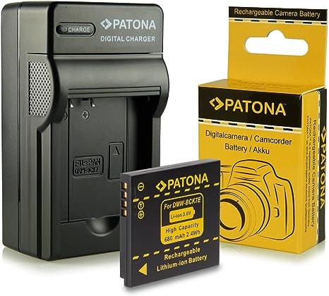 USB Cargador De Batería Para Panasonic Lumix DMC-FS35 DMC-FS37 DMC-FS40 DMC-FS41
