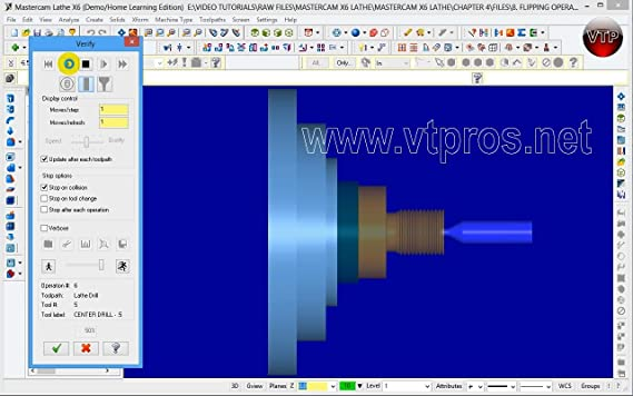 mastercam x4 training guide lathe lesson simple instruction guide rh firstservicemanual today Mastercam X4 Tutorials Mastercam Threading
