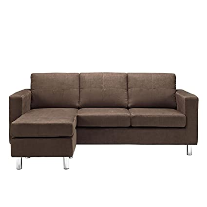 sets casual bedroomdiscounters reversible shaped l olson brown sectional sectionals lsg std sofa