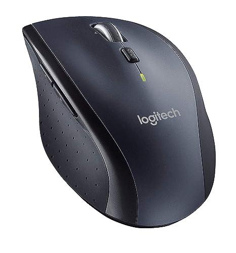 amazon com logitech m705 wireless marathon mouse electronics rh amazon com logitech darkfield mouse user guide logitech ultrathin mouse user guide