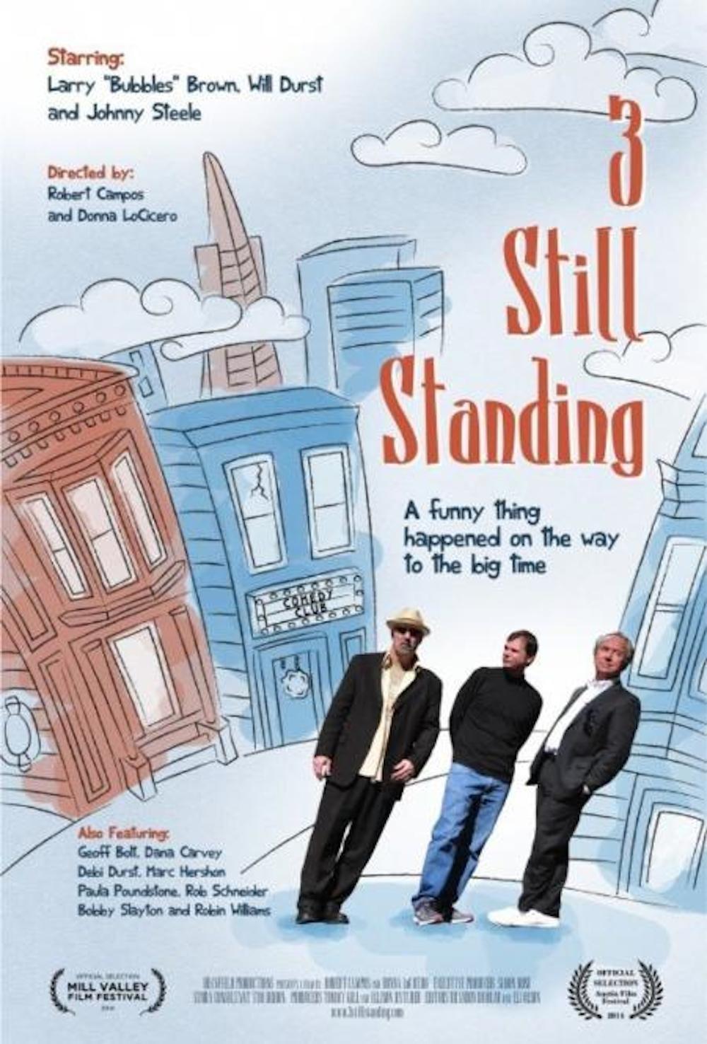 DVD : 3 Still Standing (DVD)