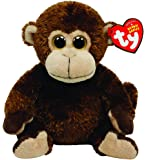 TY Beanie Babies Vines The Monkey 8 Inch Plush Soft Toy