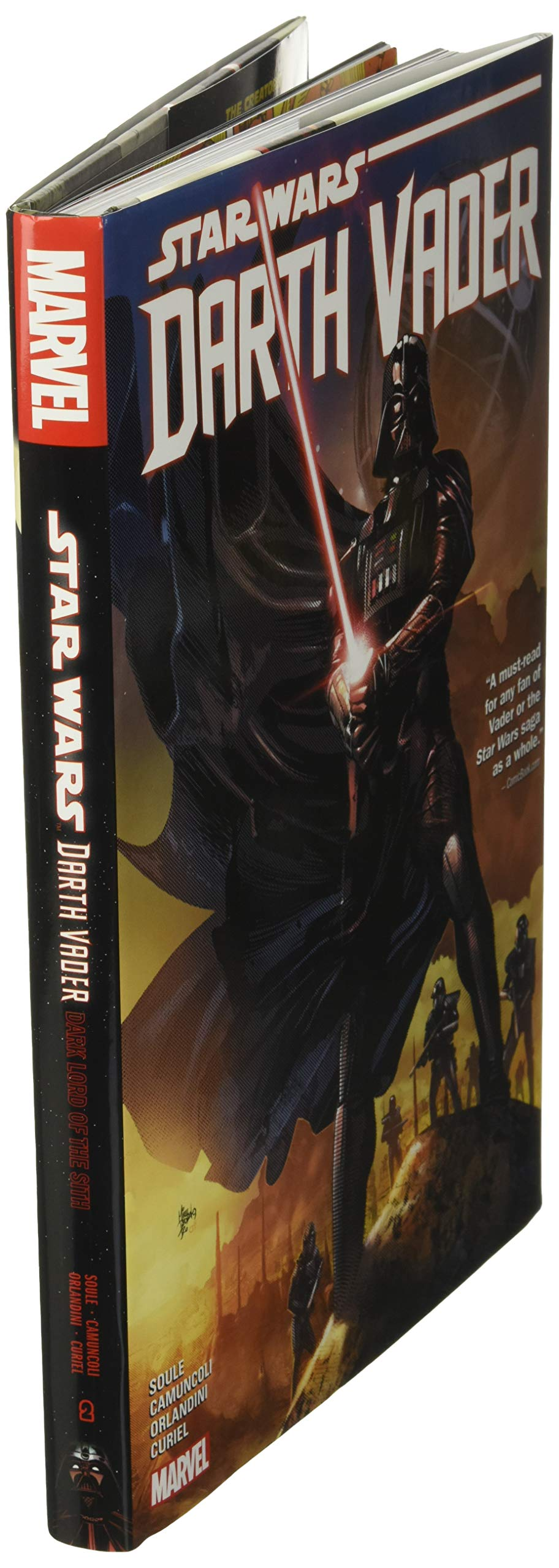 Star Wars Darth Vader Dark Lord Of The Sith Vol 2 Br