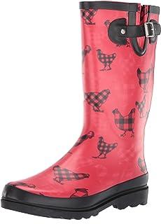 31c06f4b52d29 Western Chief Women s Printed Tall Rain Boot
