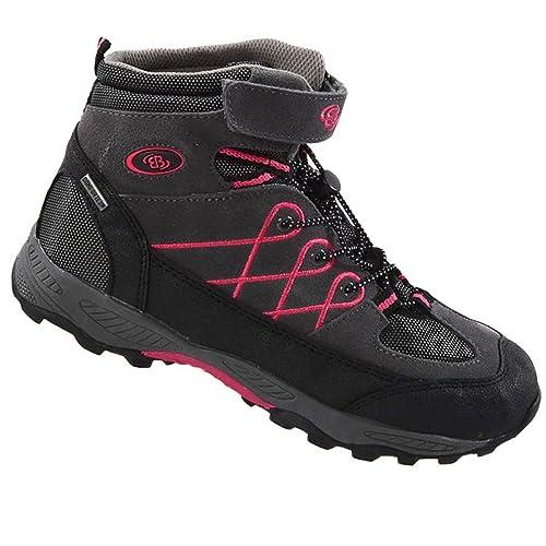 Brütting BruettingEmpire Vs - Zapatillas de Trekking y Senderismo de Media Caña Niñas, Color Gris, Talla 26 EU: Amazon.es: Zapatos y complementos