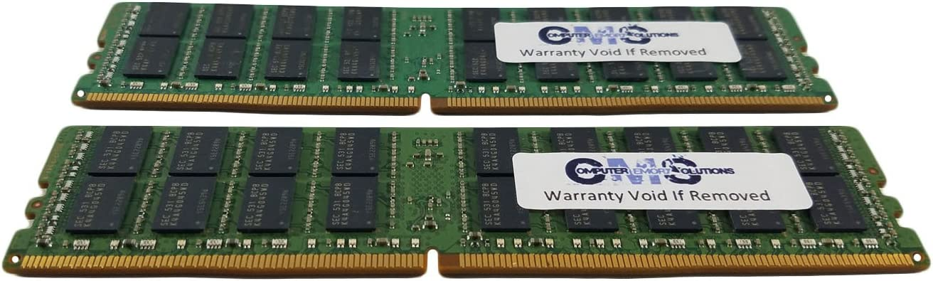 Memory Ram Compatible with Supermicro SuperBlade 1028R-MCT only by CMS D16 64GB 1028R-MCTR Super X10DRL-CT 2X32GB Super X10DRL-CT