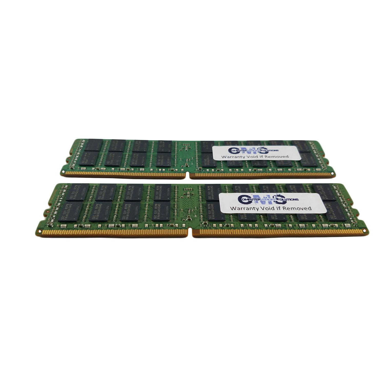 2X16Gb Memory Ram Compatible with Dell Poweredge R430 Ddr4 EccR For Servers Only By CMS B5 32Gb