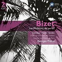 Bizet : Les Pêcheurs de perles allemand]