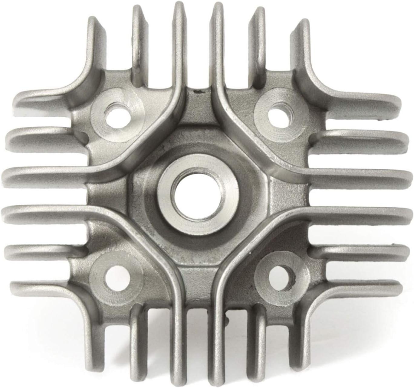 for Suzuki LT 50 87-06 Cylinder Kit Head Block Seat Piston Ring Washer LT50 Silver