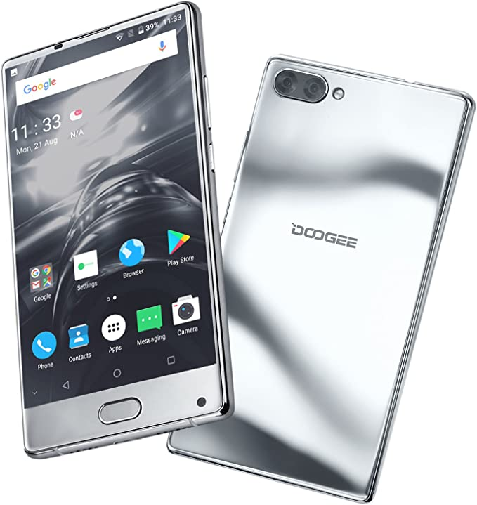 Moviles Libres, DOOGEE Mix Smartphone Libre, 4G Android 7.0 ...