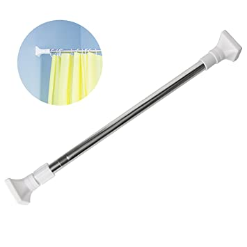 Amazon.com: Extendable Telescopic Spring Tension Rod『33-20 Inch ...