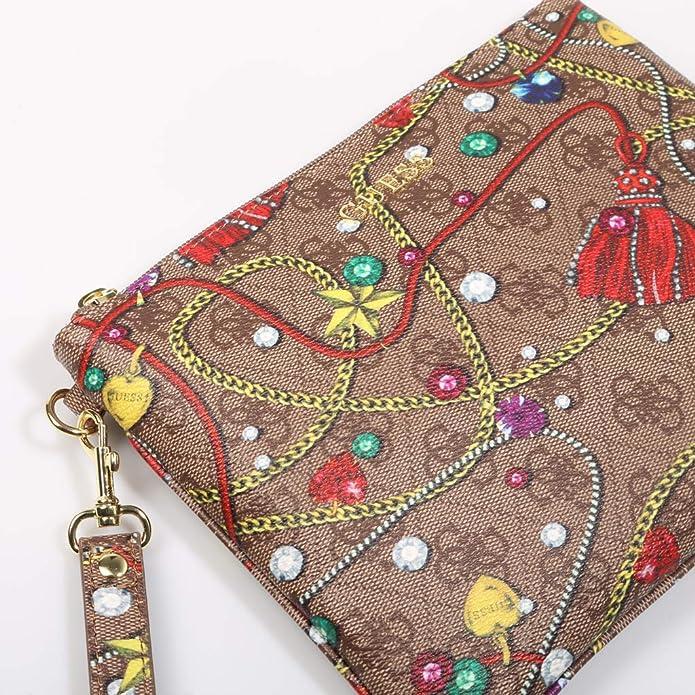 Guess, borse WONDERFUL F BROWN PWWOND P9102, per le donne
