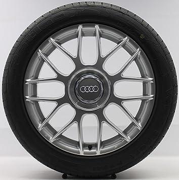 4 Original Audi A6 S6 4B C5 Llantas Invierno ruedas 235/45 R17 17 pulgadas hankook: Amazon.es: Coche y moto