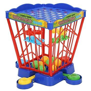Zerodis- Baby Desk Game, Mini Press Button Basketball Shooting ...