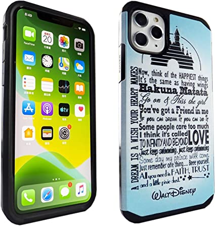 Take it or dream it iPhone 11 case