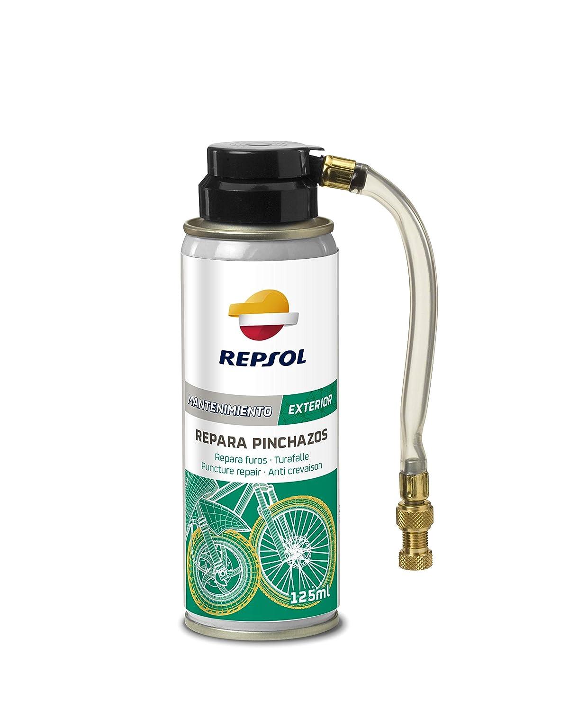 REPSOL REPARA PINCHAZOS SPRAY 300 ML Repsol Lubricantes y Especialidades RP708D99