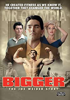 Book Cover: Bigger
