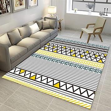 Insun Tapis de Salon Chambre Scandinave Moderne Design Tapis Déco ...