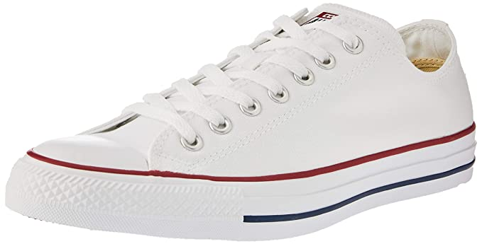 60f18a85312b Image Unavailable. Image not available for. Colour  Converse Chuck Taylor  All Star Core Optical White M7652 Mens 5