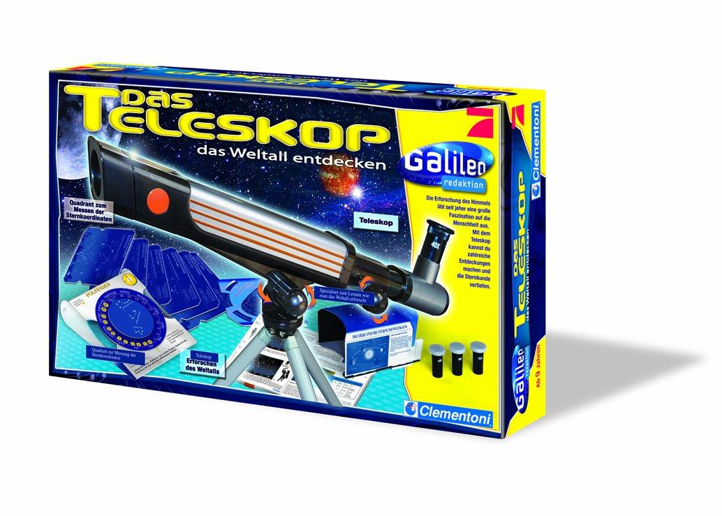 Clementoni galileo das teleskop amazon spielzeug