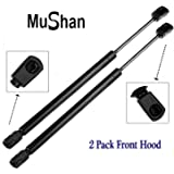 Lift Support Mushan Qty (2) Front Hood Lift Supports Struts Gas Springs Props dampers for 1997-2004 Ford F-150 F-250, 1997-2006 Ford Expedition