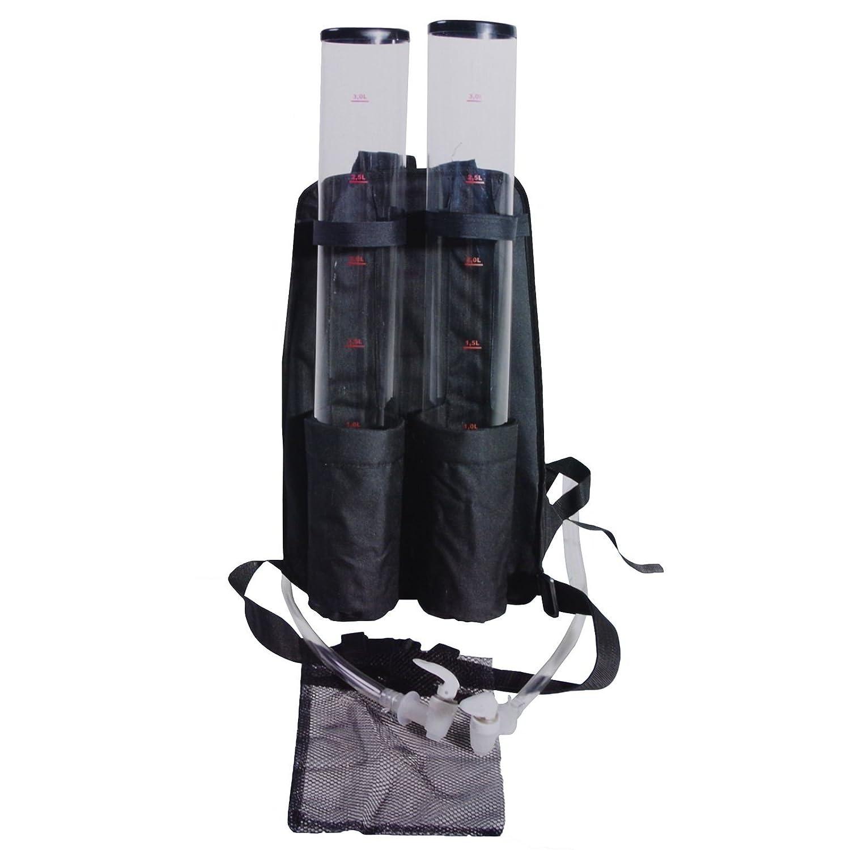 Bierrucksack Getränkerucksack DUO 2 x 3 Ltr.: HG-Versand: Amazon.de ...
