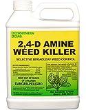 Southern Ag Amine 24-D Weed Killer, White Bottle