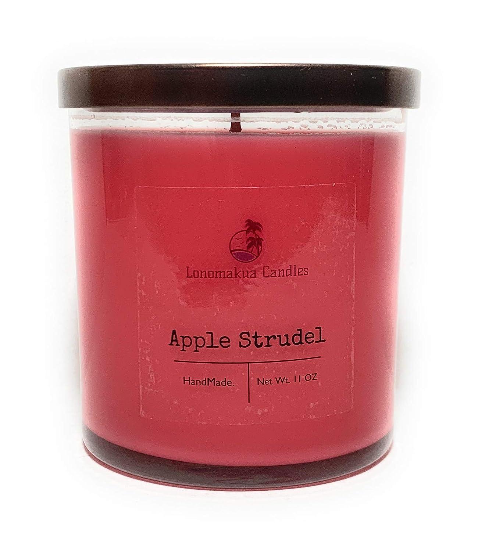 Lonomakua Candles - Apple Strudel Soy Candle