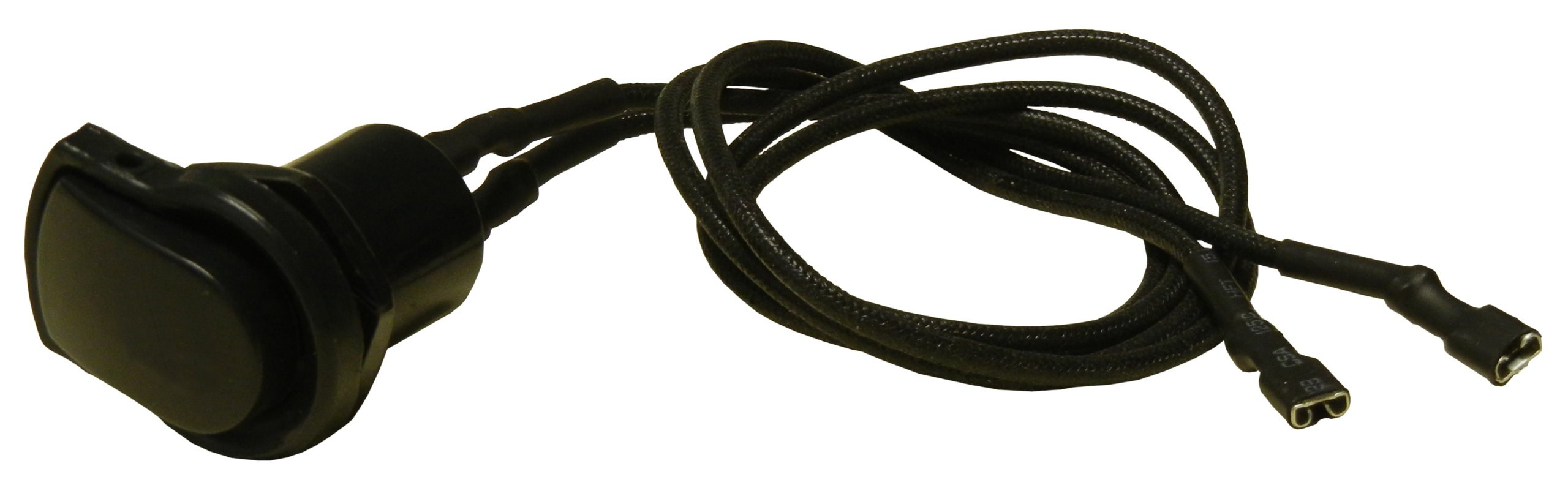 Music City Metals 03152 Igniter Switch Replacement for Select Gas Grill Models by Charbroil, Coleman and Others