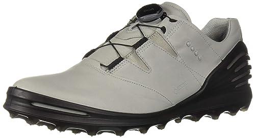3fa1d982d14 ECCO Men s Cage Pro Boa 2 Gore-tex Golf Shoe
