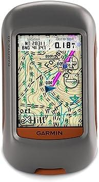 Garmin Dakota 20 - GPS de mano (se incluye tarjeta SD de mapas de Gran Bretaña a escala 1:50.000): Amazon.es: Deportes y aire libre