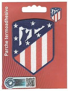 Gemelolandia Parche Bordado Termoadhesivo Atletico de Madrid ...