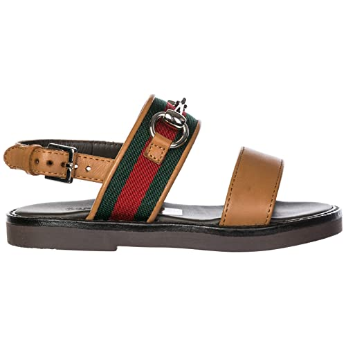 0039e0e059c8 Gucci Baby Sandals Biscotto 4.5C UK Child  Amazon.co.uk  Shoes   Bags