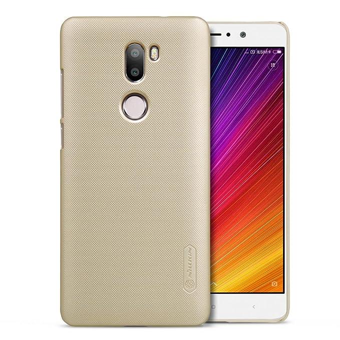 Funda Xiaomi 5S Plus,Grandcaser Delgado Back Hard Case Cover ...