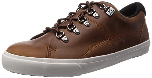 Keen - Zapatillas de casa Hombre, Color Marrón, Talla 42.5 EU: Amazon.es: Zapatos y complementos