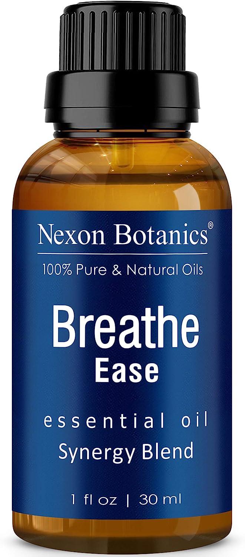 Nexon Botanics Breathe Essential Oil Blend