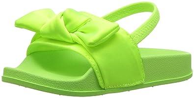 ece92040ccb Steve Madden Girls  TSILKY Slide Sandal