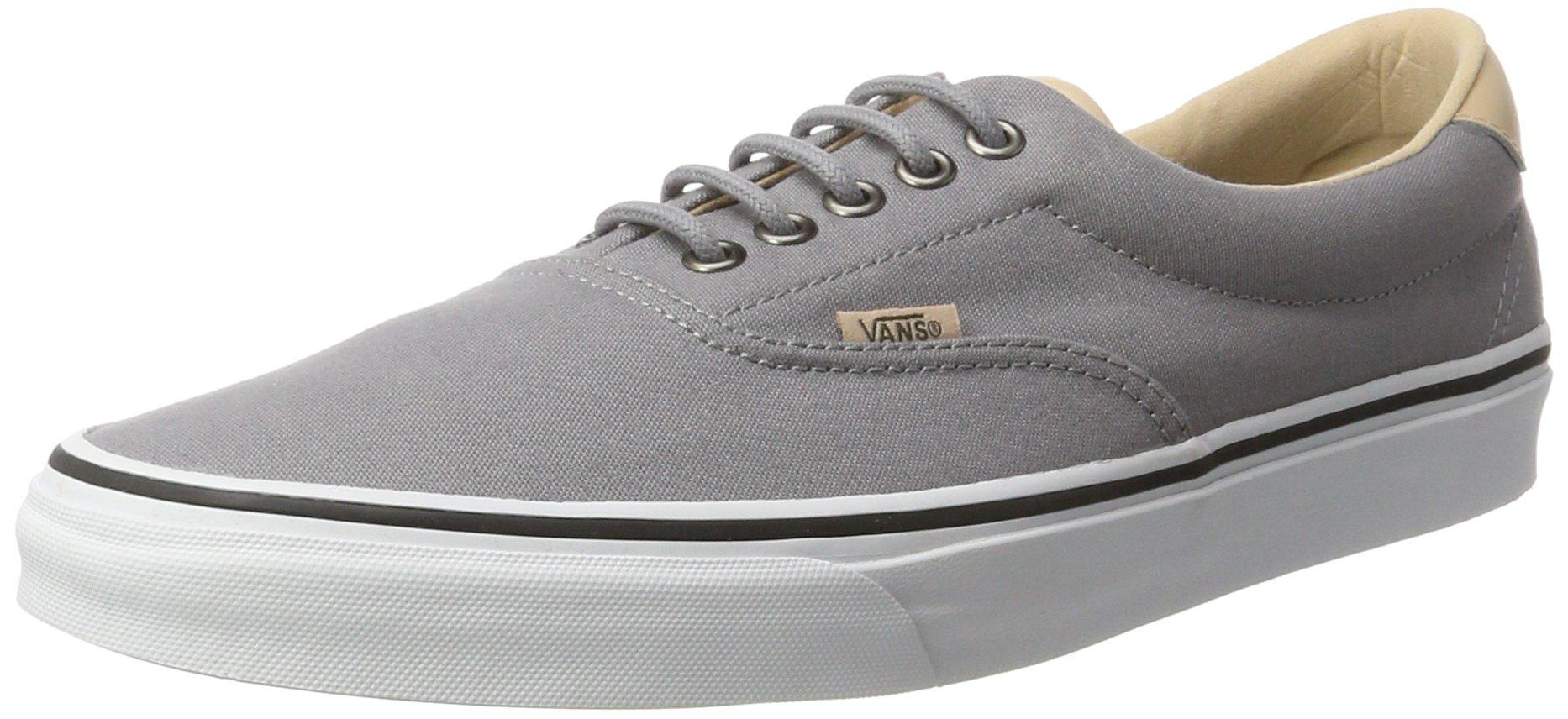 1dcd161637bc8c Galleon - Vans Men s Era 59 (Veggie Tan) Skateboarding Shoes (9.5 B(M) US  Women   8 D(M) US Men
