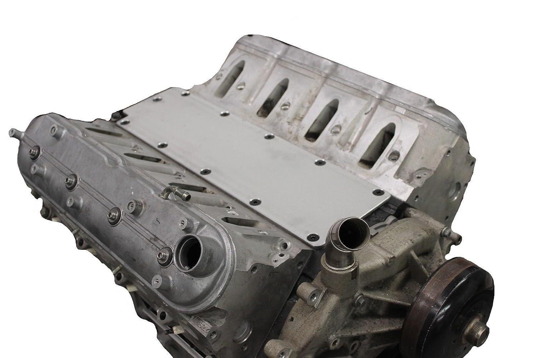 Amazon com: LS Gen 4 Valley Pan DOD Delete Carb Conversion
