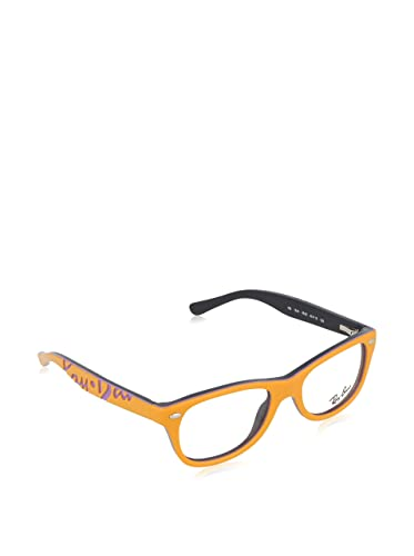 3693edd28e Amazon.com  Optical frame Ray Ban Acetate Orange - Grey (RY1544 3629)  Shoes