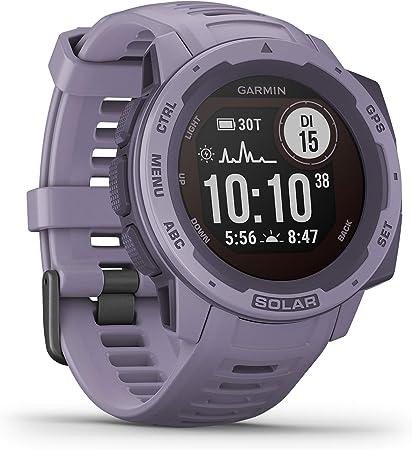 Garmin Instinct Solar Wasserdichte Gps Smartwatch Mit Elektronik