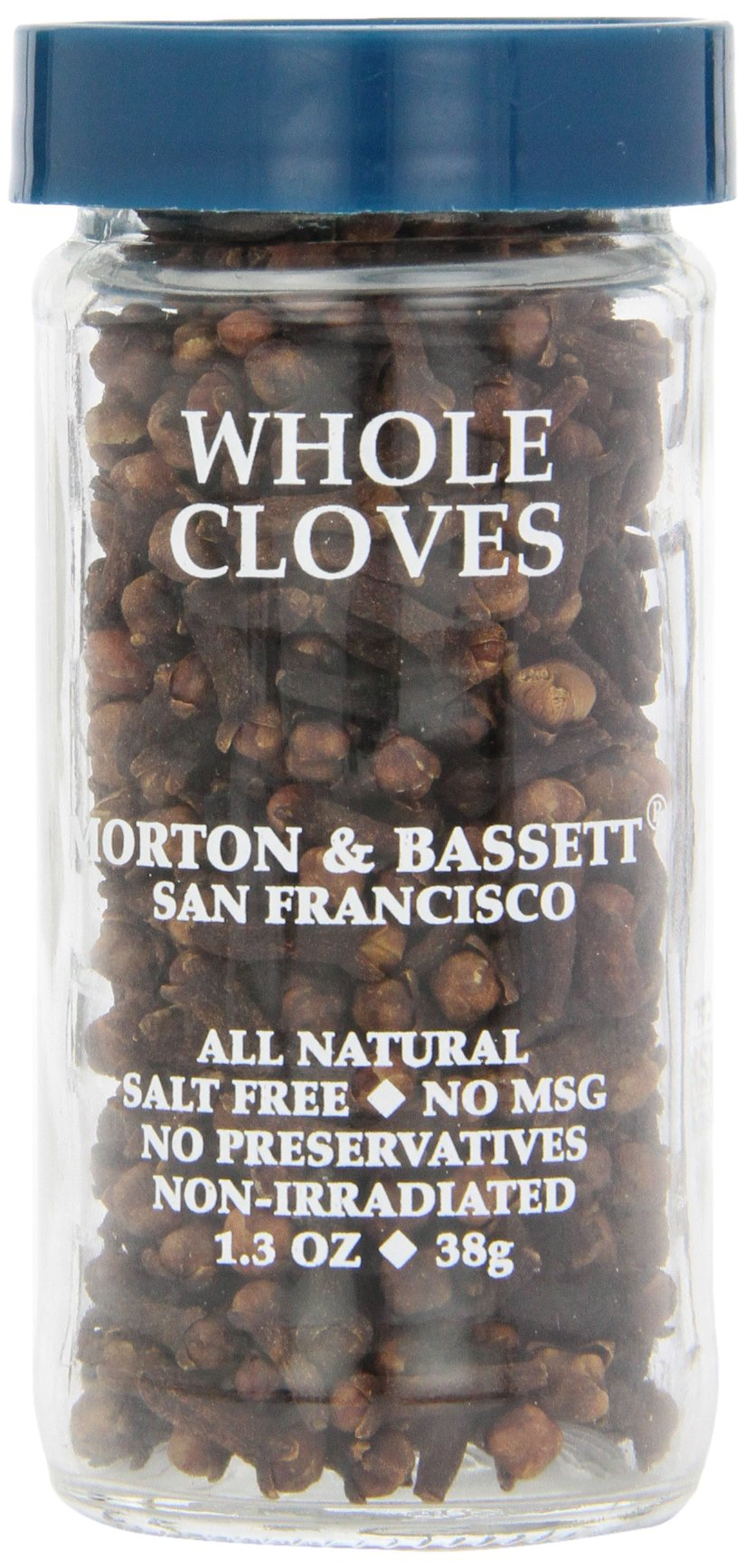 MORTON & BASSETT CLOVE WHOLE