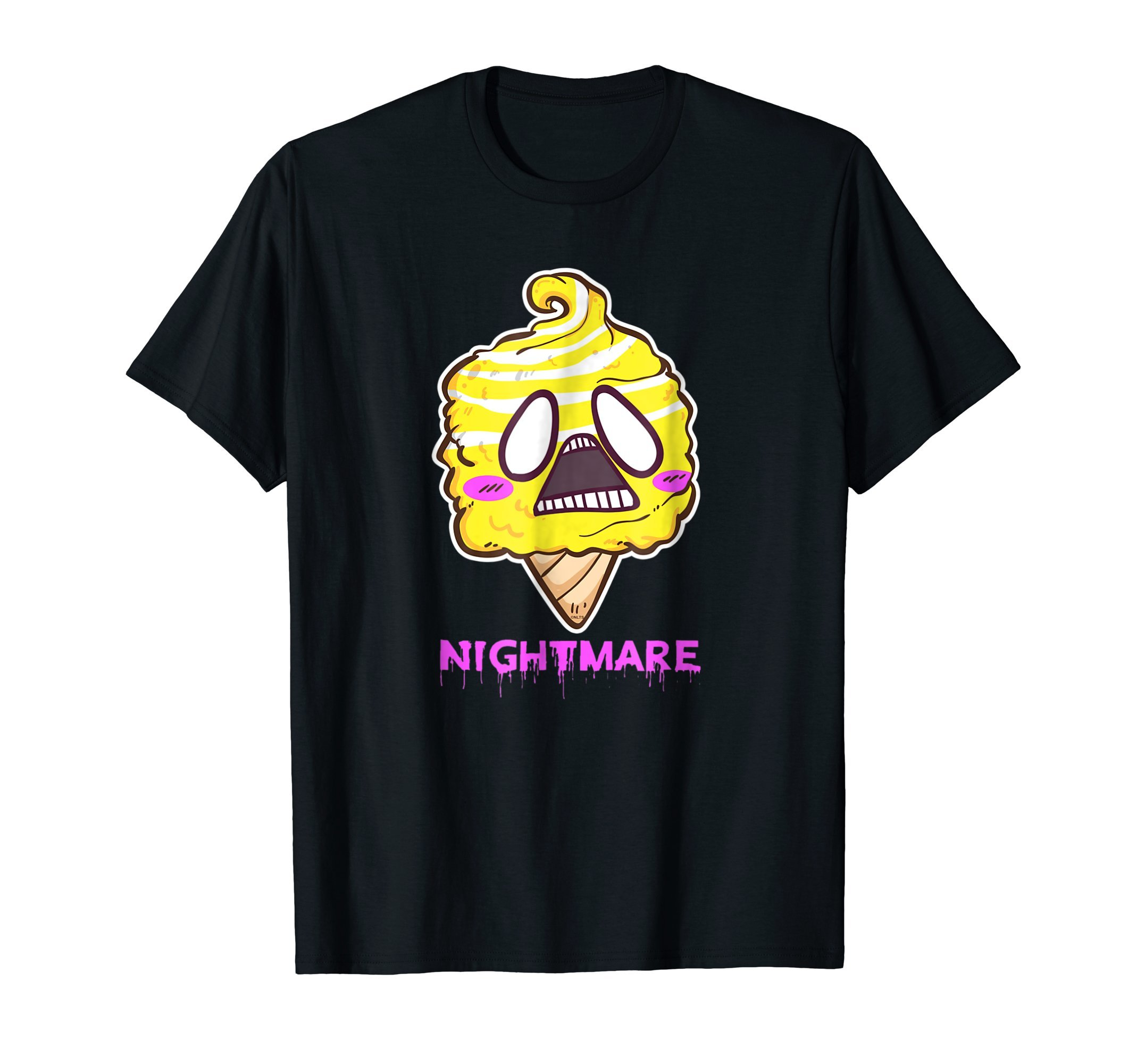 Cotton-candy-nightmare-Humor-Funny-T-Shirt-Tee-Shirt-gift