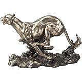 Design Toscano Vanishing Vision Cheetah Sculpture