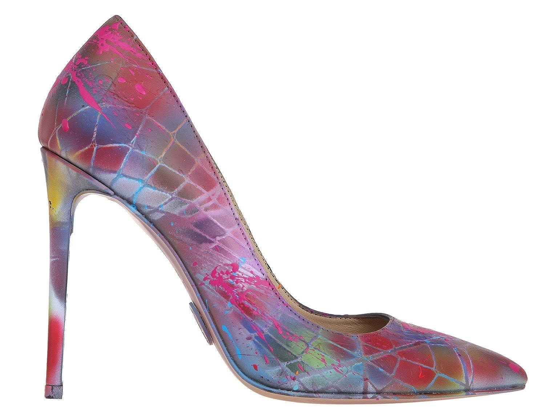 Janiko by Rezalution Rezalution Rezalution Farbe Instinct XBR022 Damen High-Heels Mehrfarbig 76561f